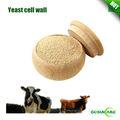de alta calidad de la levadura de la pared celular para la alimentación animal