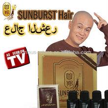 as seen on tv hot best selling sunburst hair no Side effects