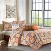 Madison Park Samara Multi Piece Comforter Bedding 3d Printing Duvet Cover Set