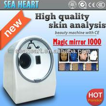 Wholesale - Skin Analyzer System Skin Diagnosis Machine One-Click Test for Salon Clinic