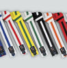 Martial arts karate belts with strips,uniform taekwondo belts manufactures