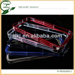 aluminum bumper case for s4 mini for samsung galaxy s4 i9190 case aluminum,newest products