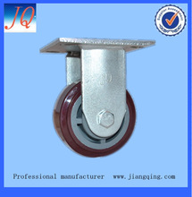 150mm heavy duty rigid caster wheel