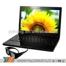 New 3D Laptop 17 Inch 500GB low price mini laptop