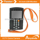3.5 inches LCD Monitor CCTV Tester PTZ control DC12V Output