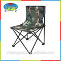 Camo sin brazos silla plegable silla de playa para acampar y exterior