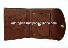 ADALW - 0042 2012 women stylish leather purses / ladies wallets leather / soft leather women wallets