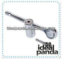 universal socket gator grip socker range tool