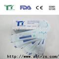 autoclave médica luvas cirúrgicas bolsas de embalagens de esterilização