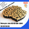 Chinese spare parts for motorcycle,China supplier transmission roller chain,Motorcycle accessory standard roller chain