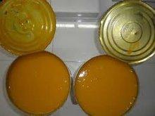 fresh mango with tin pack