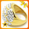 anillos de boda anillo de diseño en oro blanco