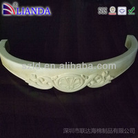 hard polyurethane foam molded product used for building/construction