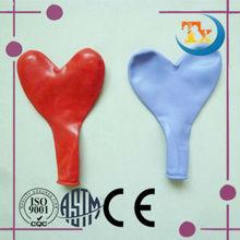 wedding event balloons heart-shaped latex
