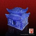 jingdezhen cerámica antigua urna