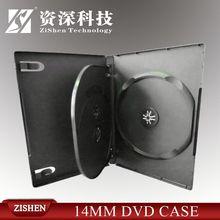 mini cd dvd case cd dvd plastic cover box