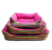 fashion colorful waterproof pet bed house