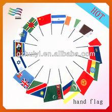 UAE National Day Celebration Hand Flags/World Flag