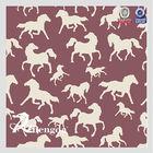 Zhejiang Woven Horse Print Fabric