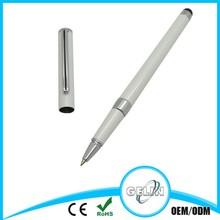 2014 newest laser pointer led light ball pen pda stylus pen