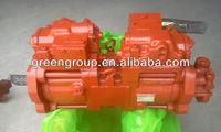 Sumitomo hydraulic main pump,SH320 excavator pump,SH200-1,SH75,SH100,SH120-2,SH160,SH180,SH220,SH360-2,SH420-3:kawasaki K3V112DT