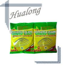 unbreakable paper mosquito coil, plant fiber mosquito repellent