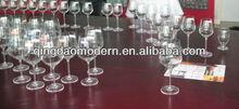hot sale modern printed shot glass,drinking glass ,wine glass