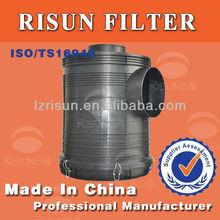 Tecnologia avançada reservatório de plástico truck air filter