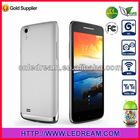 """Factory cheapest 5"""" MTK6582 3G cell phone android smartphones S4"""