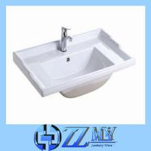 Ceramic table top basin bathroom wash basin sink