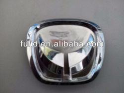 custom abs chrome car emblems, car badge, logo emblem, car badge emblem