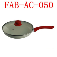 Durable Healthy Aluminum Chinese Wok Ceramic