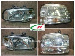 Used head light car of Japanese makers ( TOYOTA , HONDA , SUZUKI , MITSUBISHI etc )