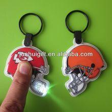 Flashlight Shape led keychain promotion Give Away