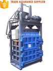 60T Hydraulic Waste Paper Baler Machine, Baling Machine,Vertical Press Packing Machine