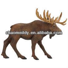 High Quality Customized figurine animal figure toys