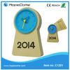 (C1201) 2014 flip calendar clock with flip flap for home decor flip alarm clock