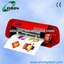 A3 or A4 Size Portable Vinyl Cutok Mini Cutting Plotter