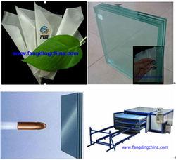New type bullet-proof TPU laminating glass film