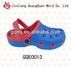 Two color garden EVA injection garden shoes GQE0013