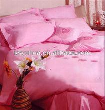 pink quilt, adult quilt set