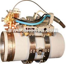 OrbiMAG: automatic orbital pipe welding machine