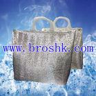 plastic aluminum thermos bag