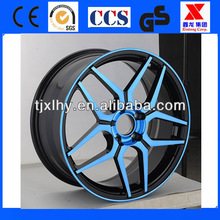 high performance car forged aluminum wheel