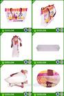 woven PP foldable shopping bag PP shoulder bags non woven shopper bag
