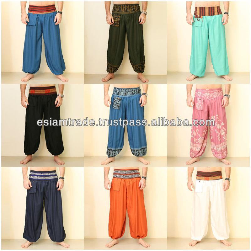 virblatt  Alternative Clothing with harem pants and
