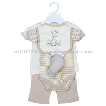 VERY COMFORTABLE BABY CLOTHING SET