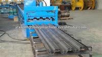 Aluminium Sheet Floor Deck Roll Forming Machine with CE certificate