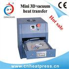 Hot sale 3d sublimation vacuum heat press machine