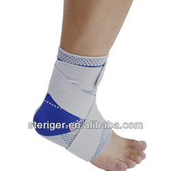 New hot adjustable velcro ankle support